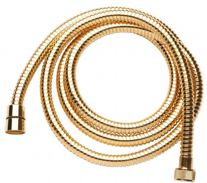 Gold Shower Hose by DoratO